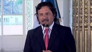 Video: Gustavo Saenz precandidato a Vicepresidente de Massa