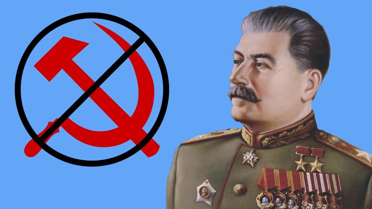 Как Сталин предал коммунизм ?
