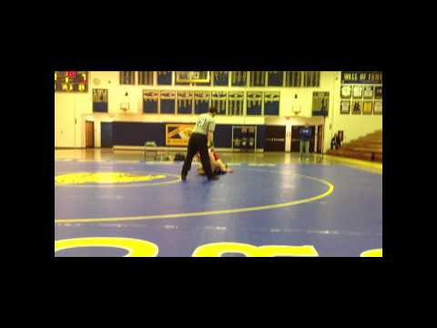 Michael Nee's wrestling match in Cranford NJ ( Very Intresti