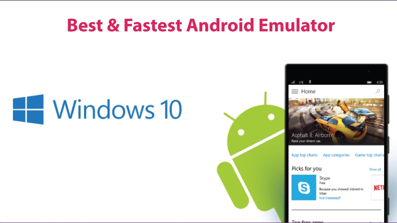 How To Install & Use Android OS Inside Windows | Run Android Apps Game On  Windows | Hindi