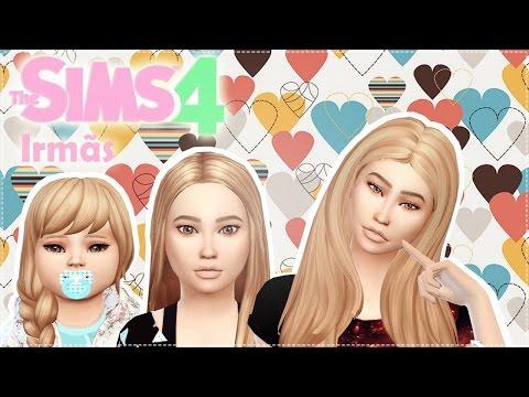The sims 4 - Irmãs
