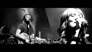 Like an Avalanche - Hillsong United - Live in Miami - with subtitles / lyrics