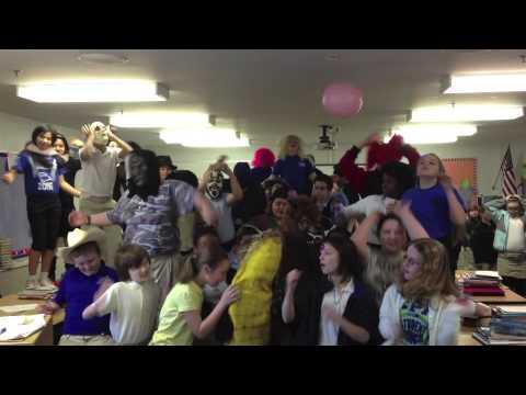 5th grade harlem shake Columbus Preparatory Academy
