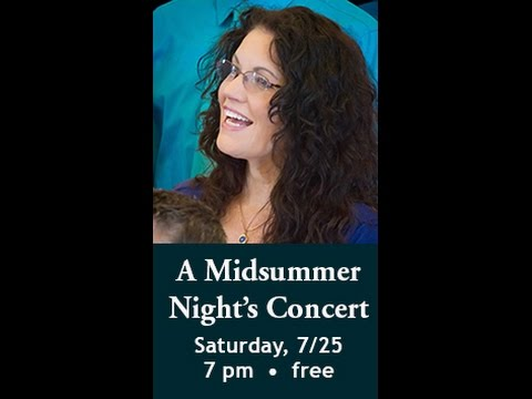 Midsummer Night Concert, July 25, 2015