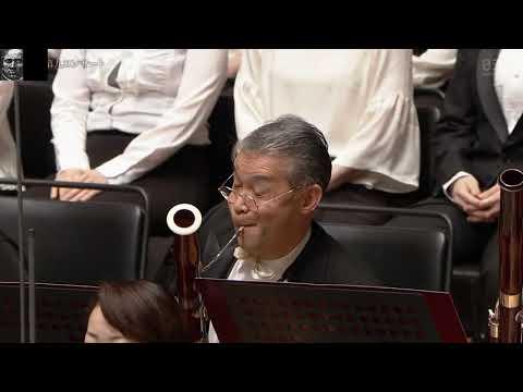 "Beethoven Symphony No 9 in D minor ""An die Freude"" ""Ode to Joy"" Ivor Bolton subtitled"