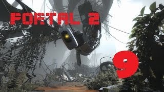 Portal 2 Let's Play Series Episode 9 - Messing up the turret line!