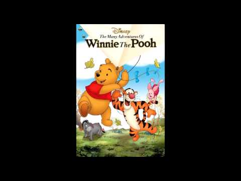 The Many Adventures Of Winnie The Pooh Soundtrack-Opening Fanfare/Bedroom Tour