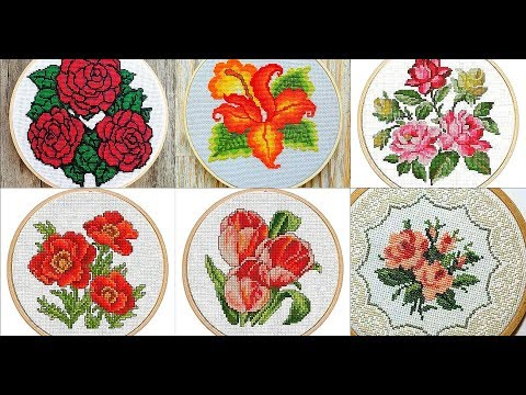 Cross Stitch Frame Needlework Try the best mrameing system in the world||Embroidery Hobby&Collection
