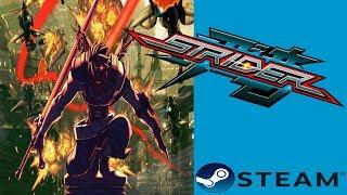 🔴 Strider [PC - Steam] Começo de gameplay / ATÉ ZERAR !!