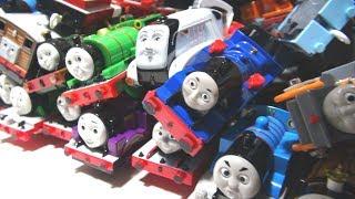 トーマスプラレール ヘンリー&ハリケーン&フランキー Thomas & Friends Henry&Hurricane&Franky
