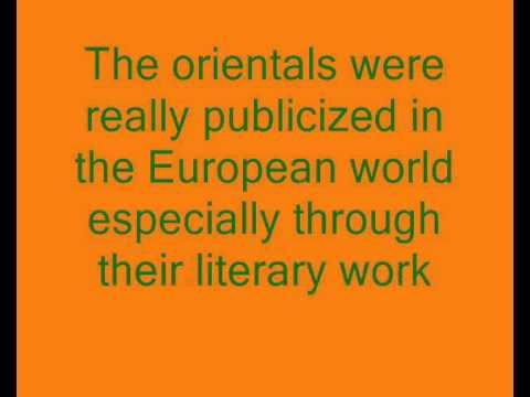 "orientalism edward said essay Edward w said essay analysis paper orientalism in his introduction to the term ""orientalism,"" edward said begins by paraphrasing the."