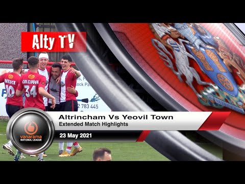 Altrincham Yeovil Goals And Highlights