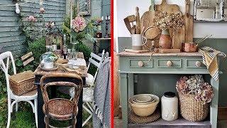 Creative Ideas Recycled Furniture Fantastic Rustic Decor Design