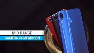 Vivo V9 Vs Oppo F7 Vs Huawei Nova 3e (P20 Lite) camera battle