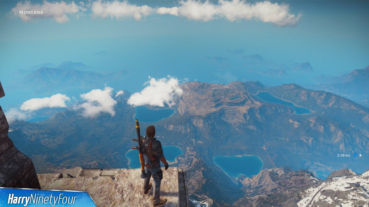 Just Cause 3 Top Of The World Trophy Achievement Guide Highest