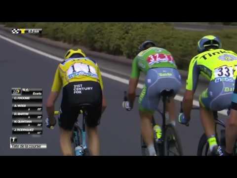Horse power! Sagan, Froome, Bodnar & Thomas thrilling breakaway Tour de France Stage 11