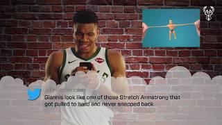 Milwaukee Bucks: Mean Tweets 2.0