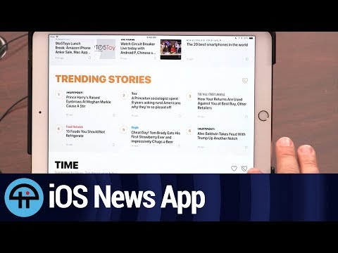 Best iPhone Apps for News