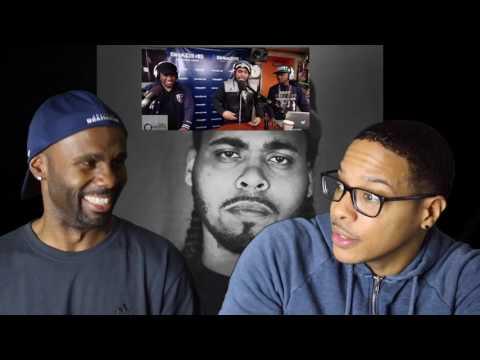 Chris Rivers Freestyle - Shade FM Freestyle (Big Pun's Son) (REACTION!!!)