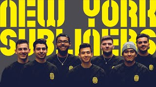 New York has arrived | New York Subliners Call of Duty League