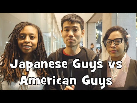 Dating Japanese Guys vs American Guys (Interview)