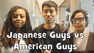 How Japanese & American Guys Approach Girls (Interview)