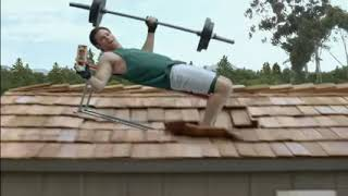 I'M  A MAN 🏋️♂️ old spice commercial RETRO  2019