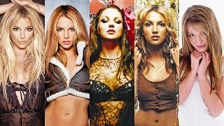Britney Spears Shortest To Longest Eras Youtube