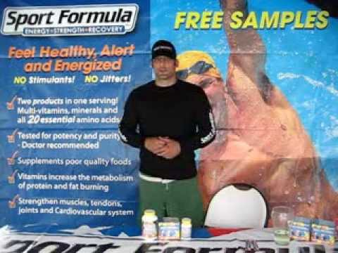 POWDER VITAMINS.  Sport Formula powder vitamins minerals amino acids, http://www.sportformula.com/