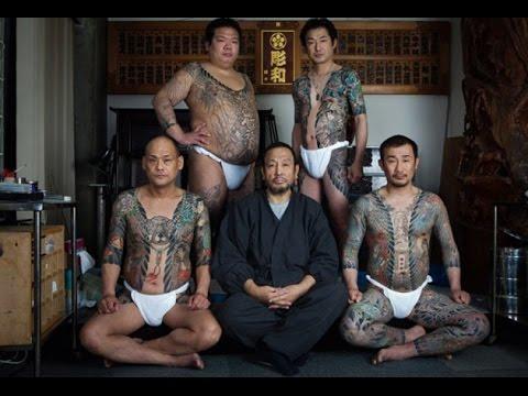 Tatuaje Japones Yakuza Youtube