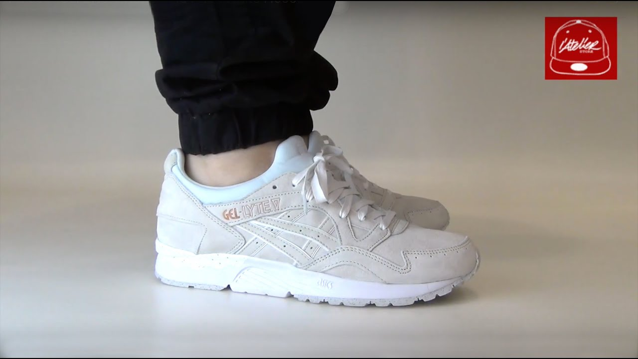 Asics Gel Lyte V White
