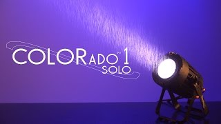 COLORado 1 Solo By CHAUVET Professional