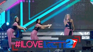 Video Trio Macan  - Macan Ternak, Yuk Goyang dulu [I LOVE RCTI 27] [15 Agustus 2016] download MP3, 3GP, MP4, WEBM, AVI, FLV November 2018
