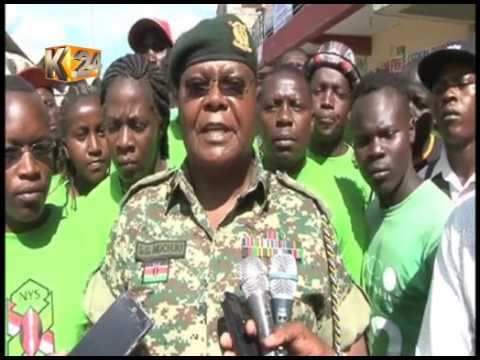 NYS engages 900 jobless youth in community work in Kajiado
