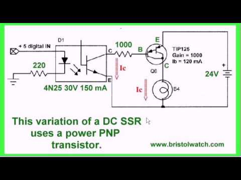 Opto-Couplers Theory and Circuits