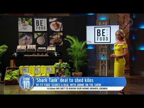 The Shark Tank Deal To Shed Kilos   Studio 10
