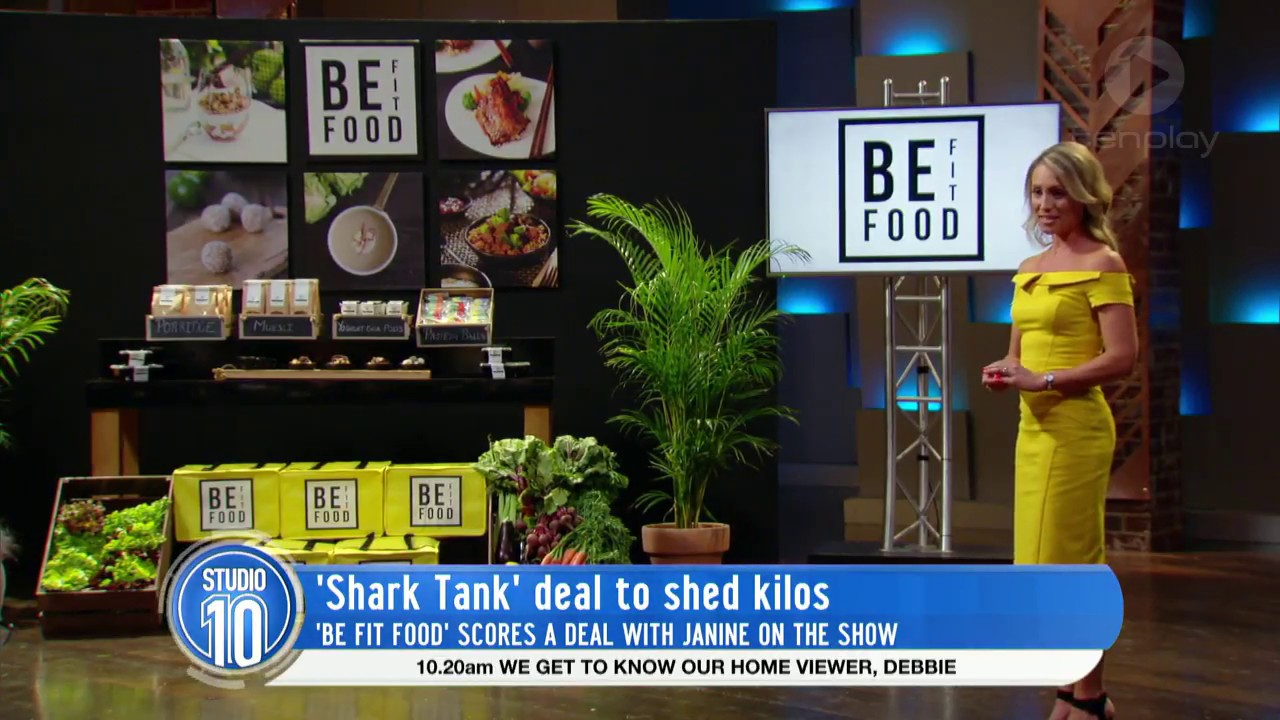 The Shark Tank Deal To Shed Kilos | Studio 10
