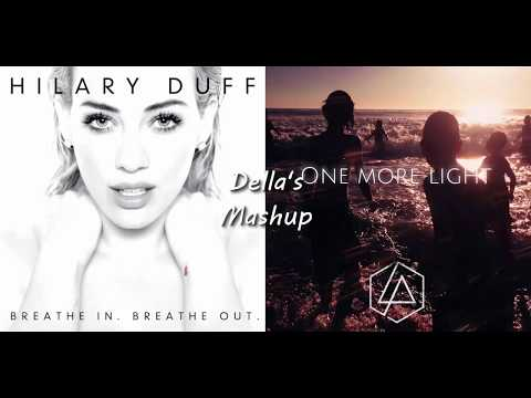 """Night Like This"" vs. ""Heavy"" - Hilary Duff ft. Kendall Schmidt vs. Linkin Park ft. Kiiara (Mashup!)"