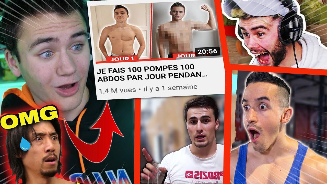 Download JE RÉAGIS AUX CRITIQUES SUR MON DÉFI ! (Tibo Inshape, IbraTV, LeBouseuh, Alex Levand, Pidi)