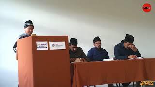 Tilawat Surah Al-Qadr (Mir Danish Naseem)  Ijtema Khuddam O Atfal Germany 2017