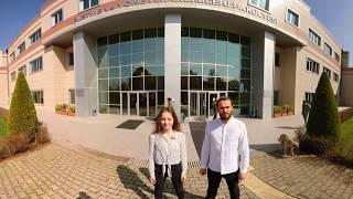 Okan Üniversitesi İşletme ve Yönetim Bilimleri Fakültesi 360° VR