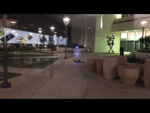 Robocop Stanford shopping center