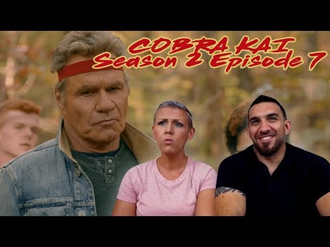 Cobra Kai Season 2 Episode 7 'Lull' REACTION!!