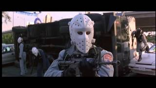 HEAT Armored Truck Robbery Scene(HD)