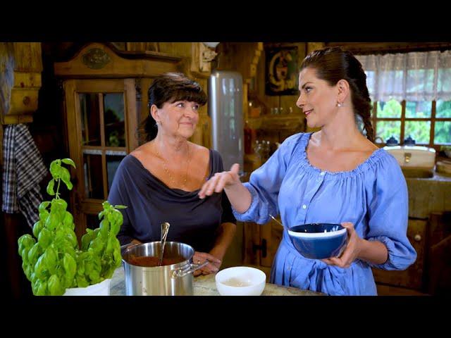 Vaření s Evy maminkou Lenkou Kondášovou - @onlinebabicka