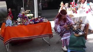 Як у Житомирі розпочиналося святкування Дня вишиванки