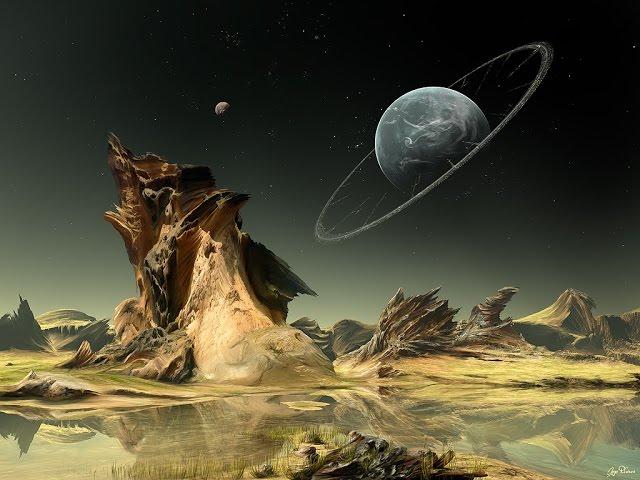 вселенная далёкие планеты Hd 2017 космос Hd
