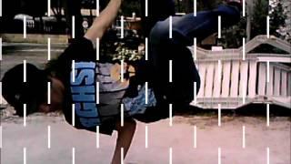 Bboy Lil Thib - Freeze Style III