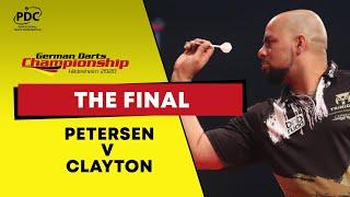 Petersen v Clayton | Final | 2020 German Darts Championship