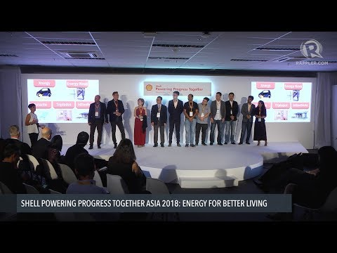 Shell PPT 2018: Energy in Action: #IdeaRefinery